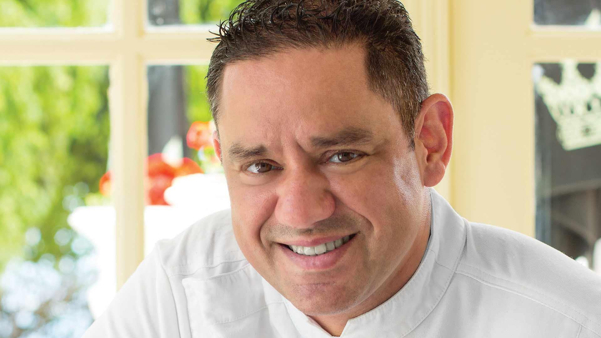 Chef Juan Miguel Cabrera, la mente detrás de Bahía Duque