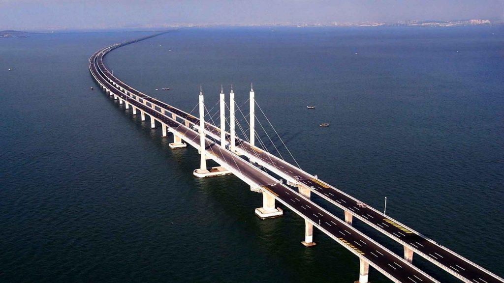 Los puentes más largos del mundo
