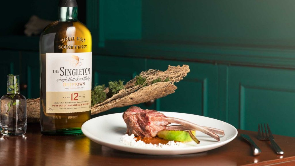 The Singleton Dufftown: el maridaje ideal de los chefs