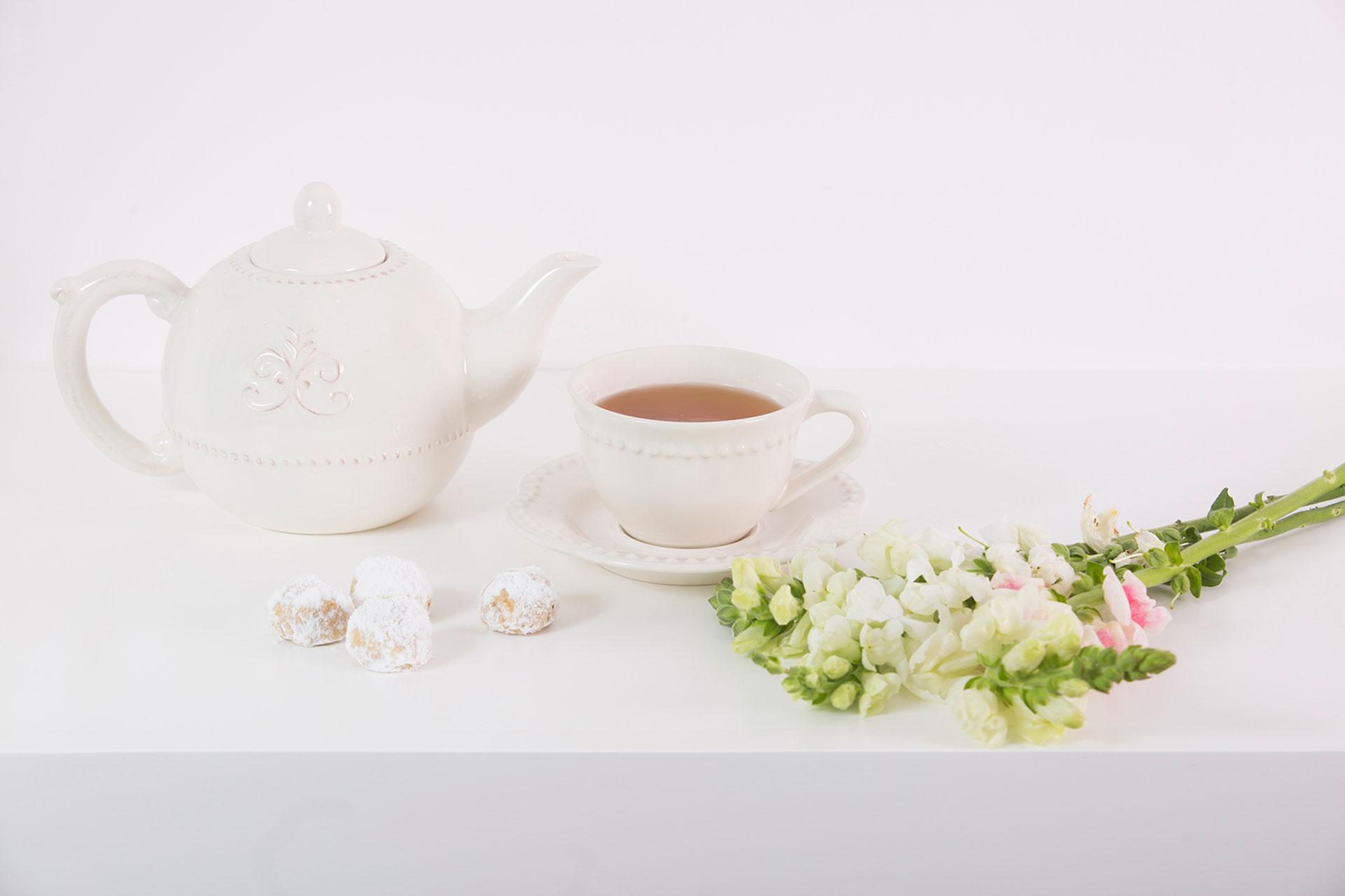 té y leche