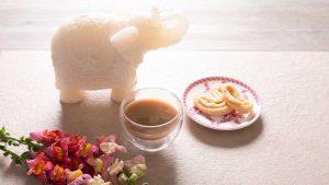 Té y leche: encuentro armónico