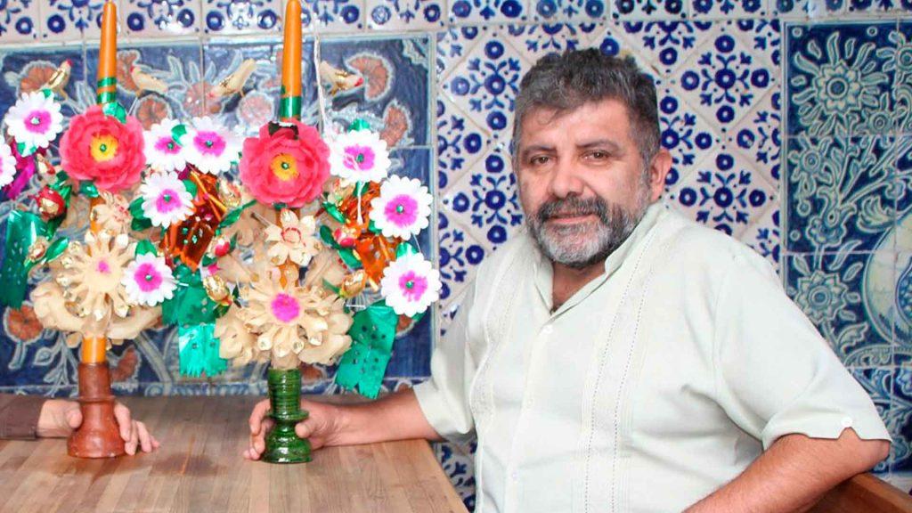 Edmundo Escamilla, una vida dedicada a la gastronomía mexicana