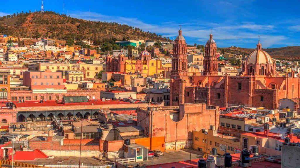 Zacatecas, 25 años de ser Patrimonio de la Humanidad