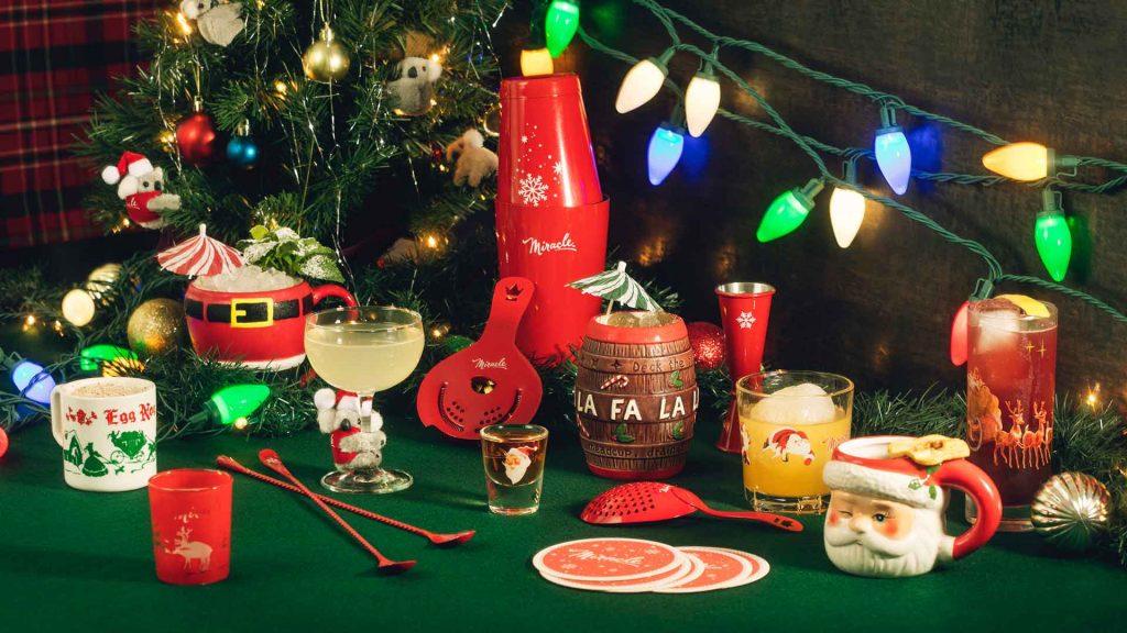 La Navidad llegó a Licorería Limantour