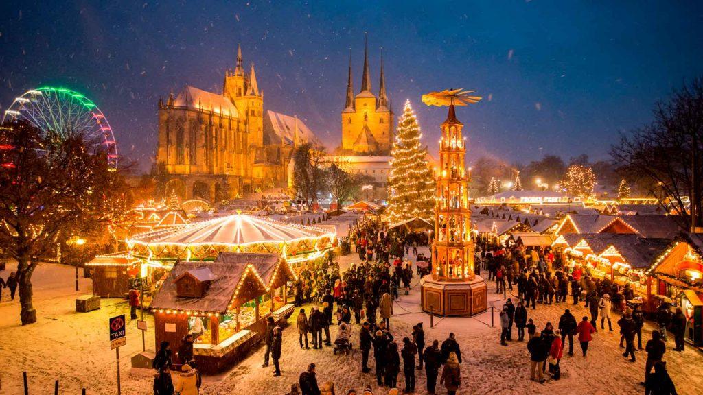 La magia de los mercados navideños alemanes