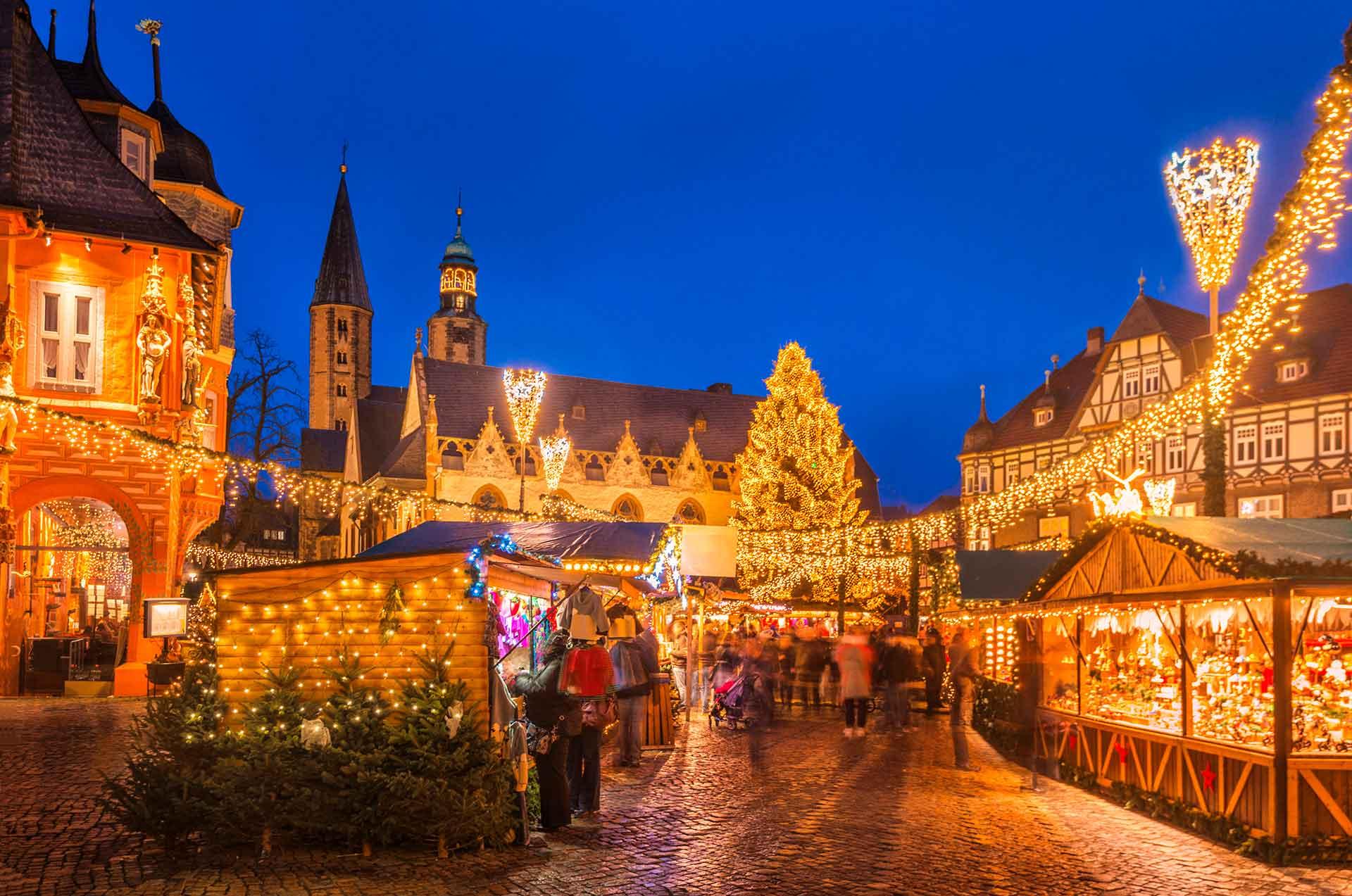 Mercados navidenos alemanes