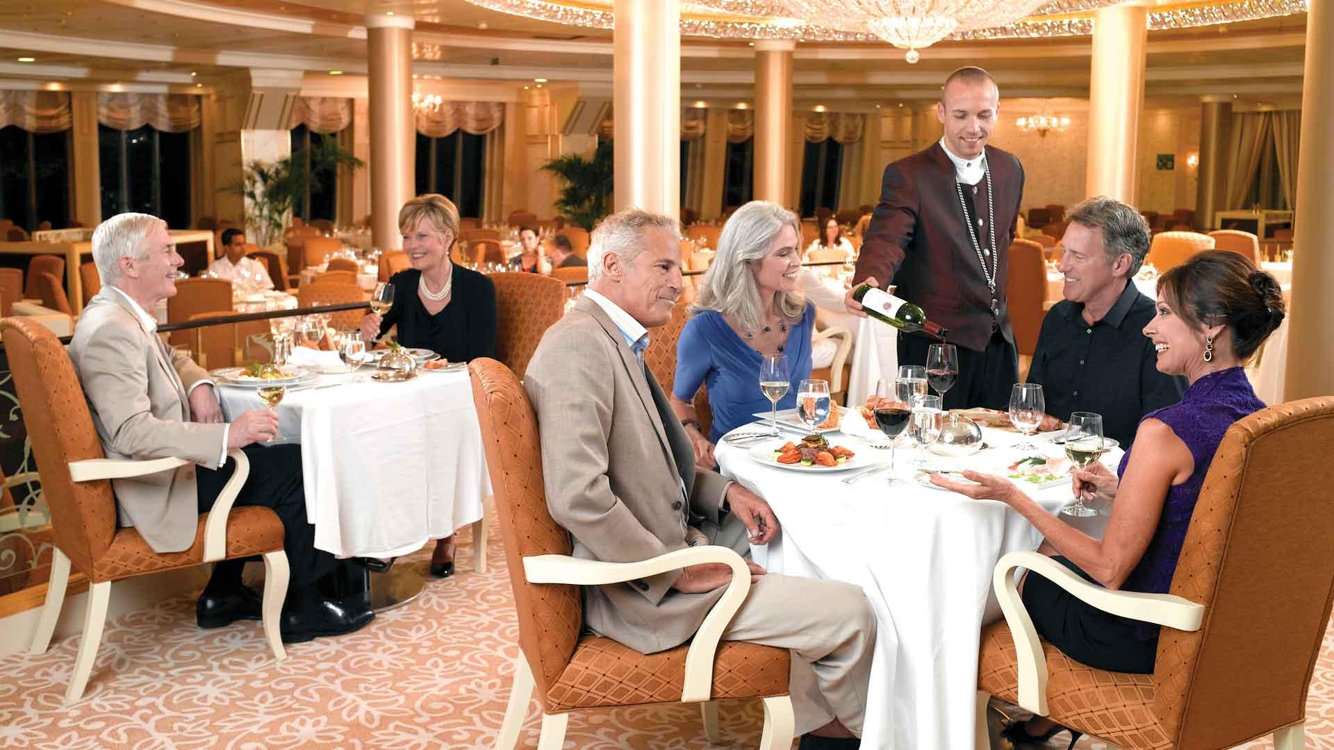 Oceania Cruises, la mejor cocina  de altamar