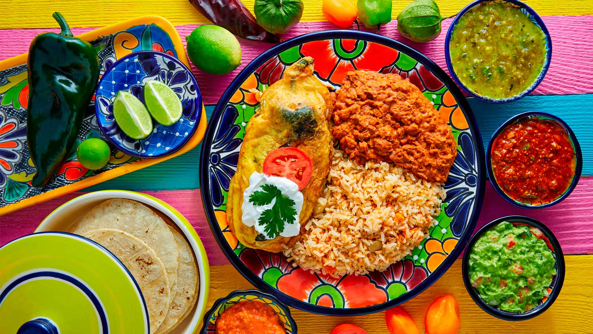Probemos México, la grandeza de nuestra gastronomía