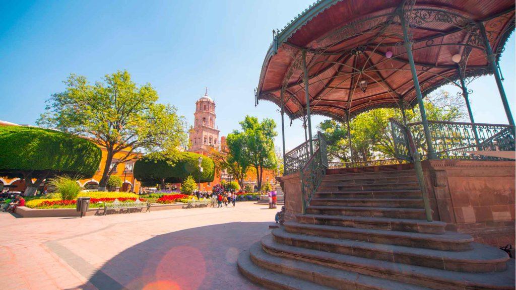 Vive una Navidad mágica en Querétaro