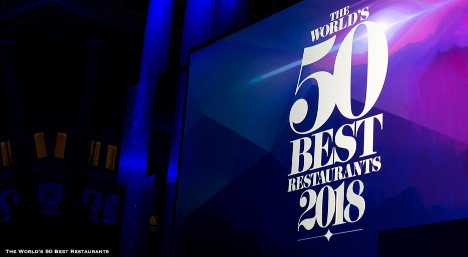The World's 50 Best Restaurants cambia las reglas
