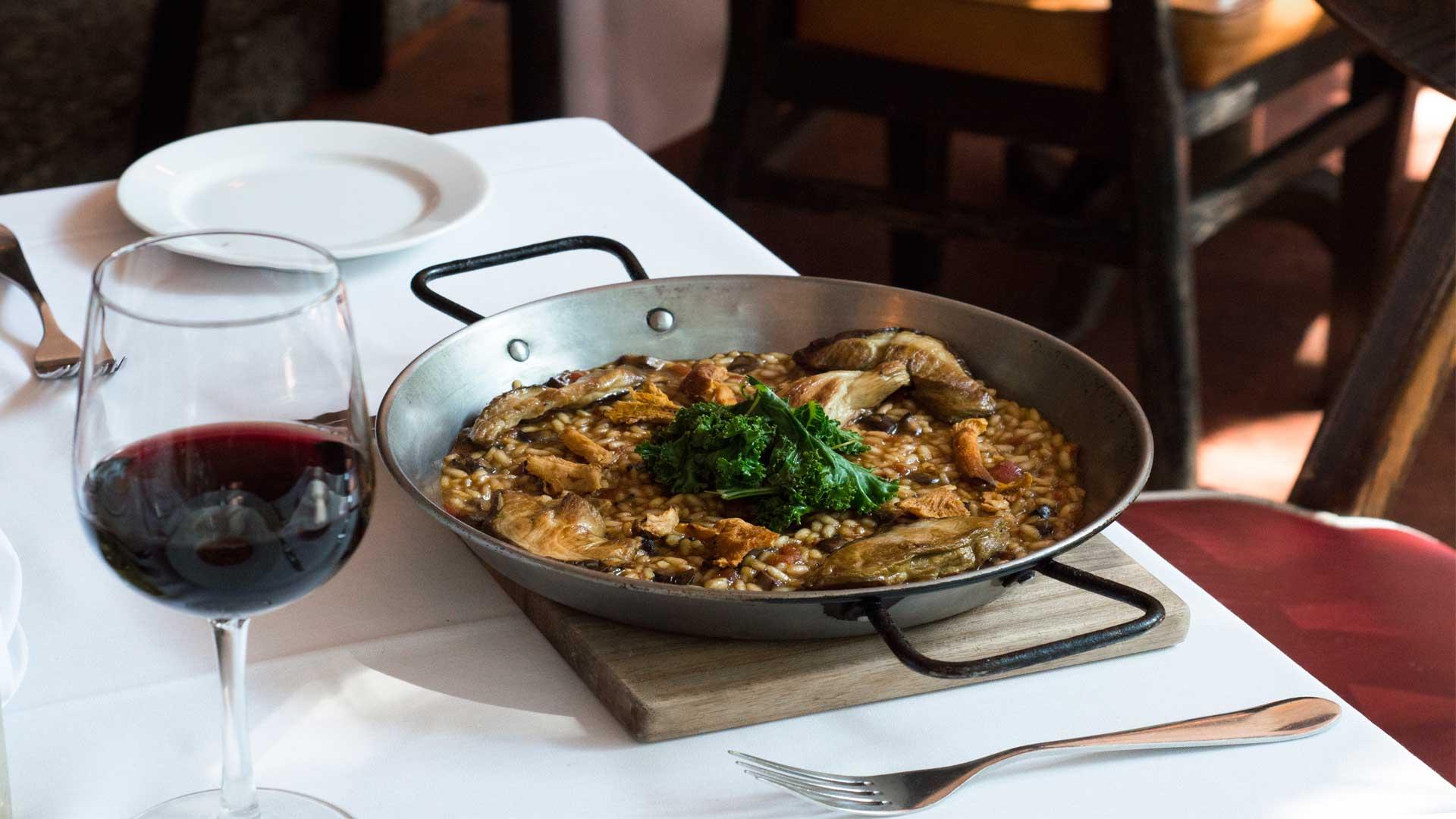 Emilio: gastronomía vasca en Polanco