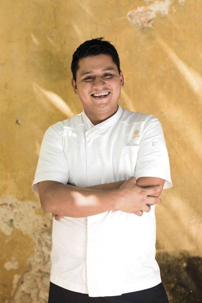 chefs de Yucatán