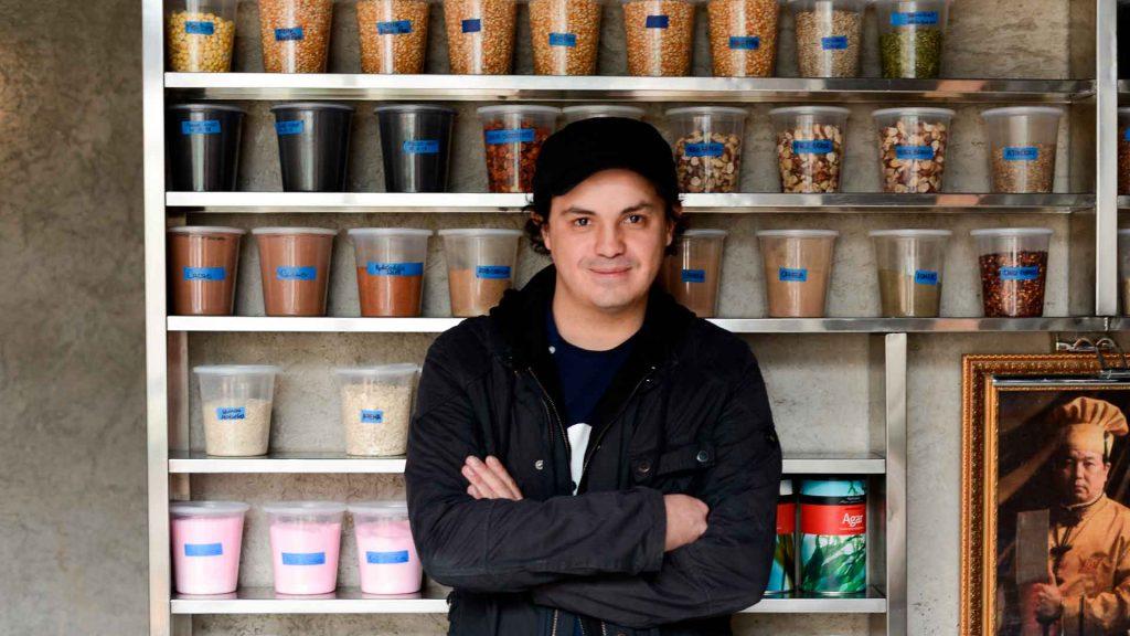 Chef Álvaro Clavijo, número 21 de los Latin America's 50 Best Restaurants