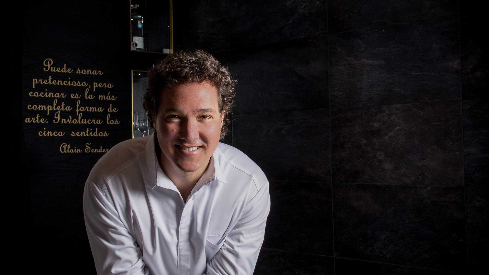 Diarios de Cocina con el chef Vicente Torres