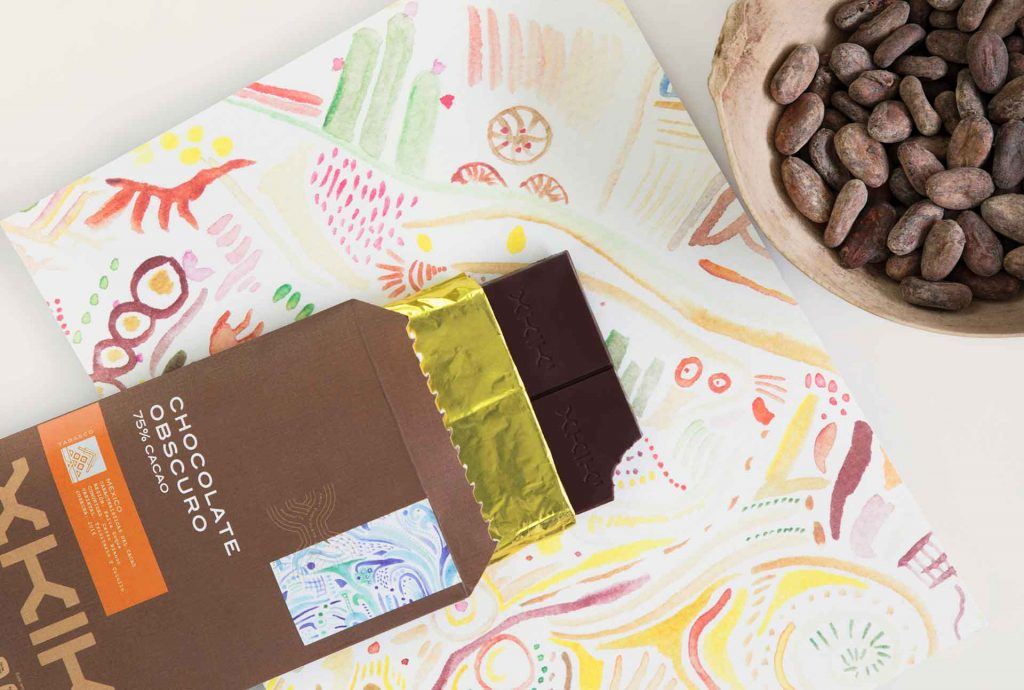 chocolates Xkik'