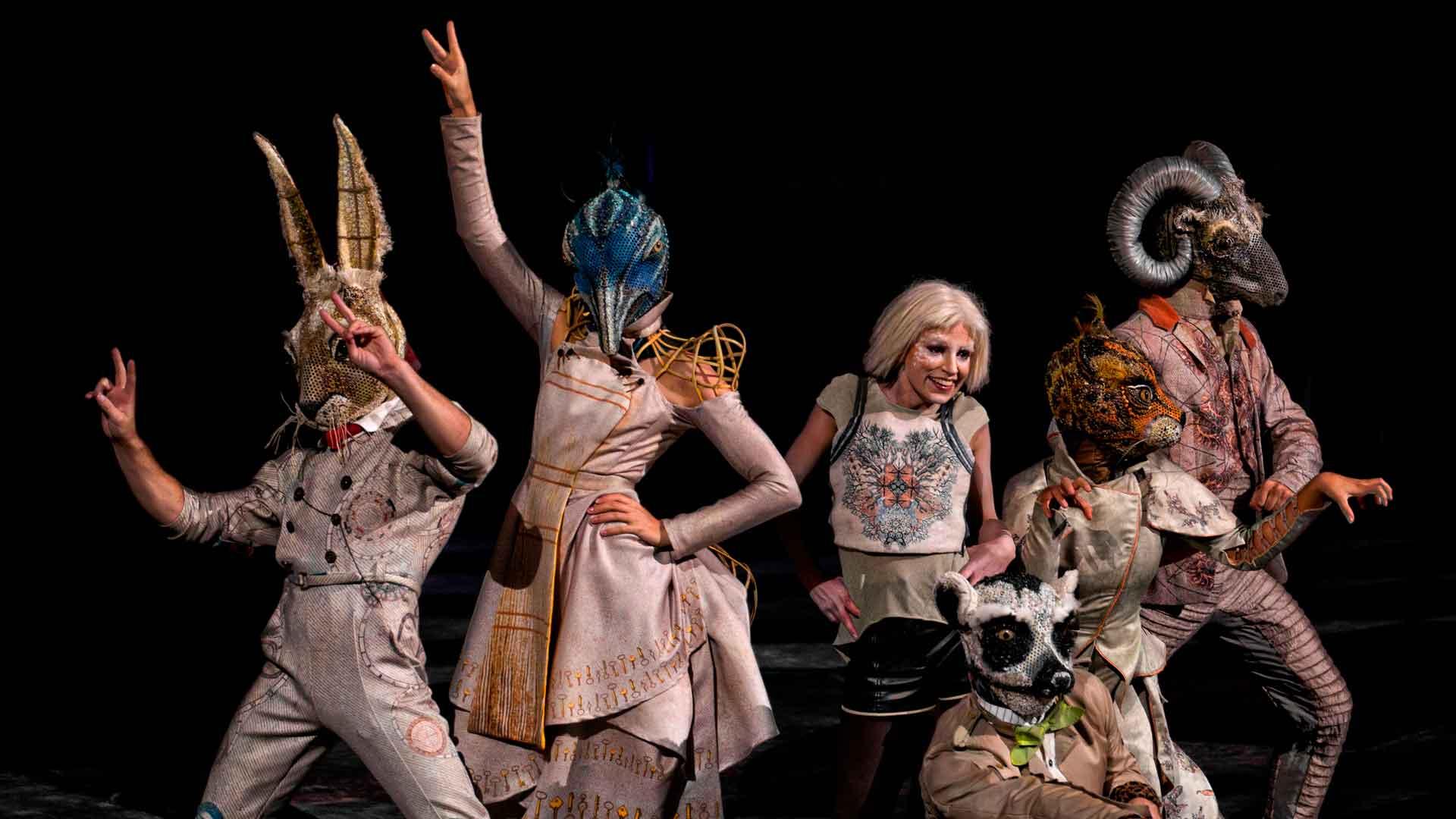 Cirque du Soleil JOYÀ celebra 4 años en México con sorprendente acto