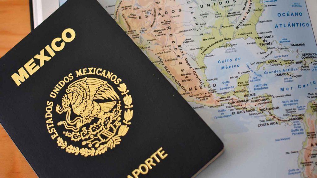 Precios pasaporte mexicano y visa estadounidense 2019