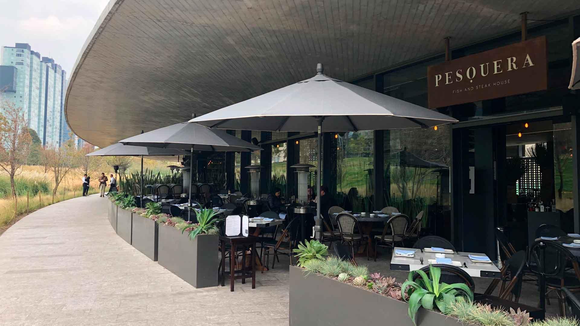 Cinco razones para conocer el restaurante Pesquera