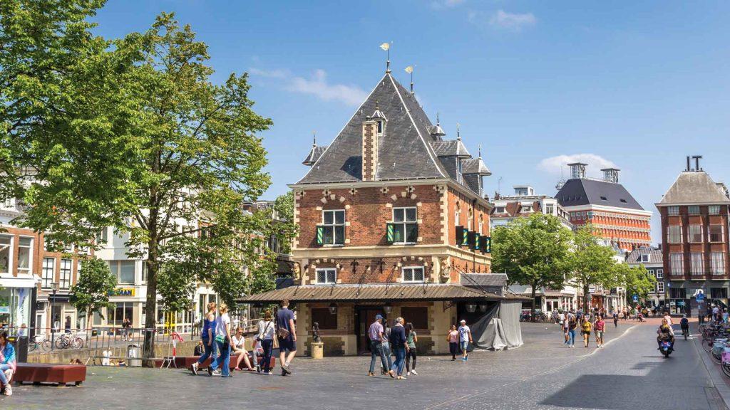 Leeuwarden, de magia europea