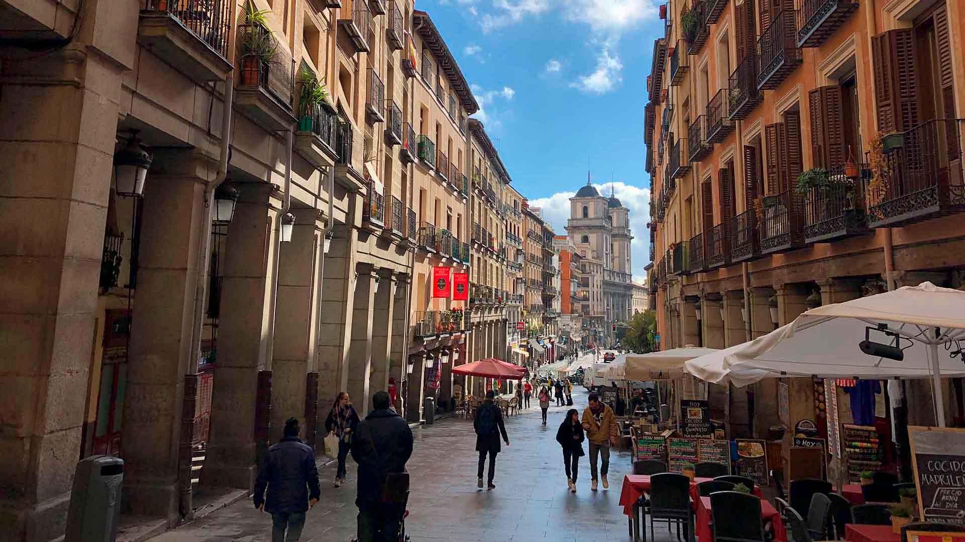 Los mejores lugares para ir de compras en Madrid