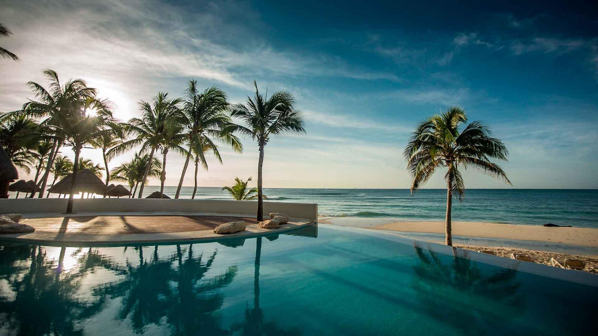 Mahekal Beach Resort, relajante paraíso entre olas