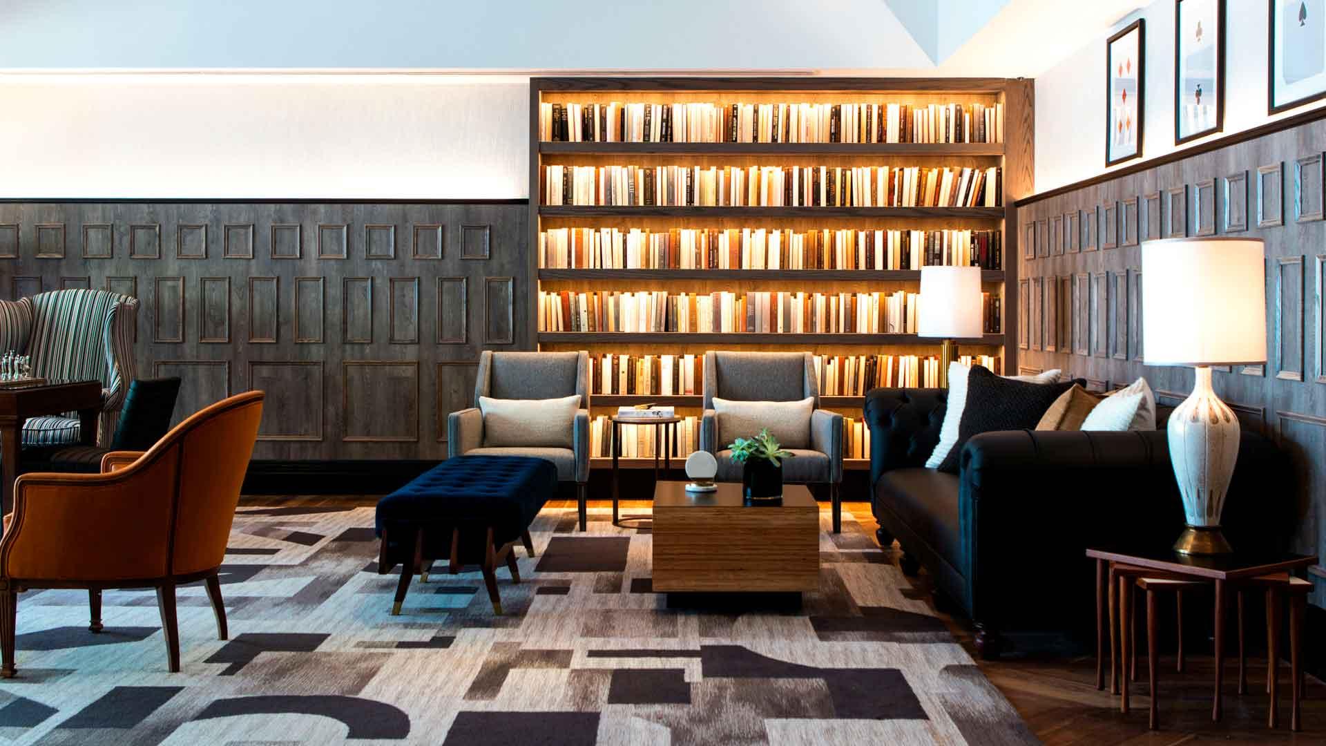 Kimpton Mason & Rook Hotel, descanso con estilo