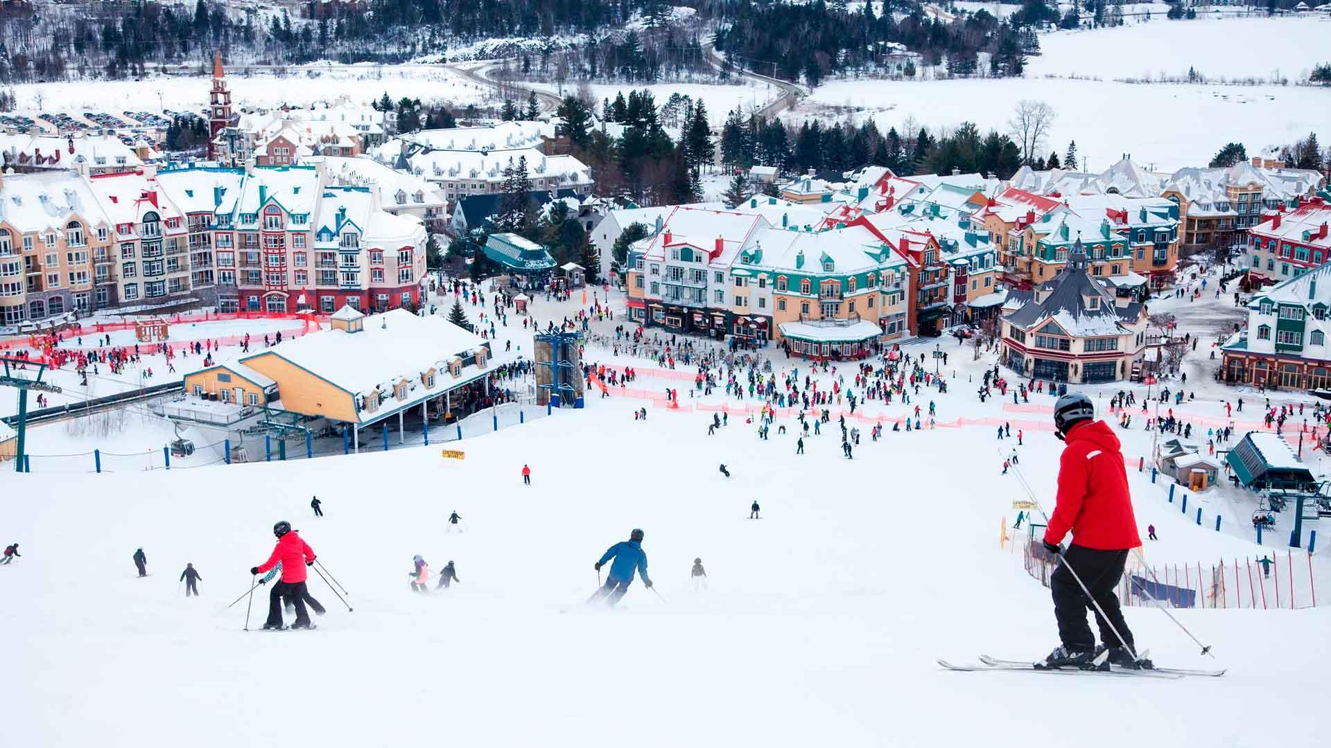 Aventura al aire libre en Quebec