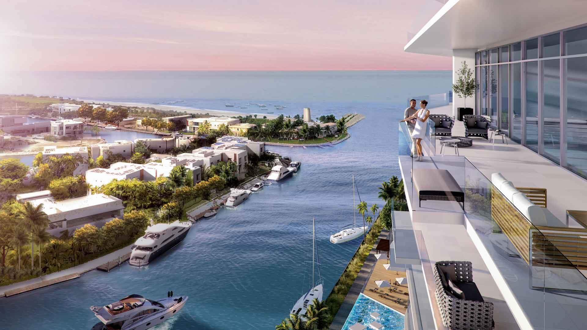 SLS Marina Beach: vivir frente al mar Caribe