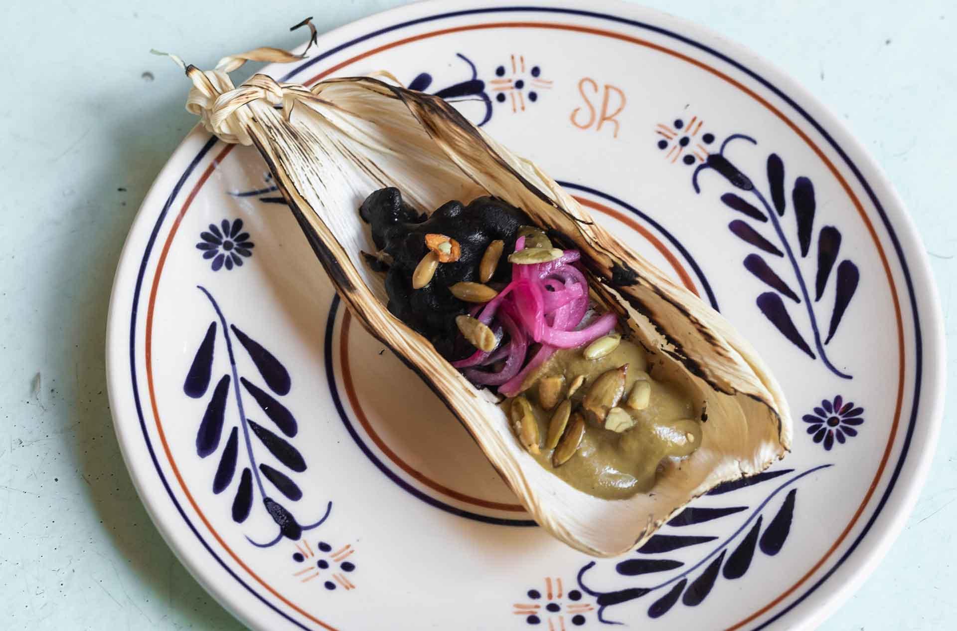 Tamales de la Ciudad de México