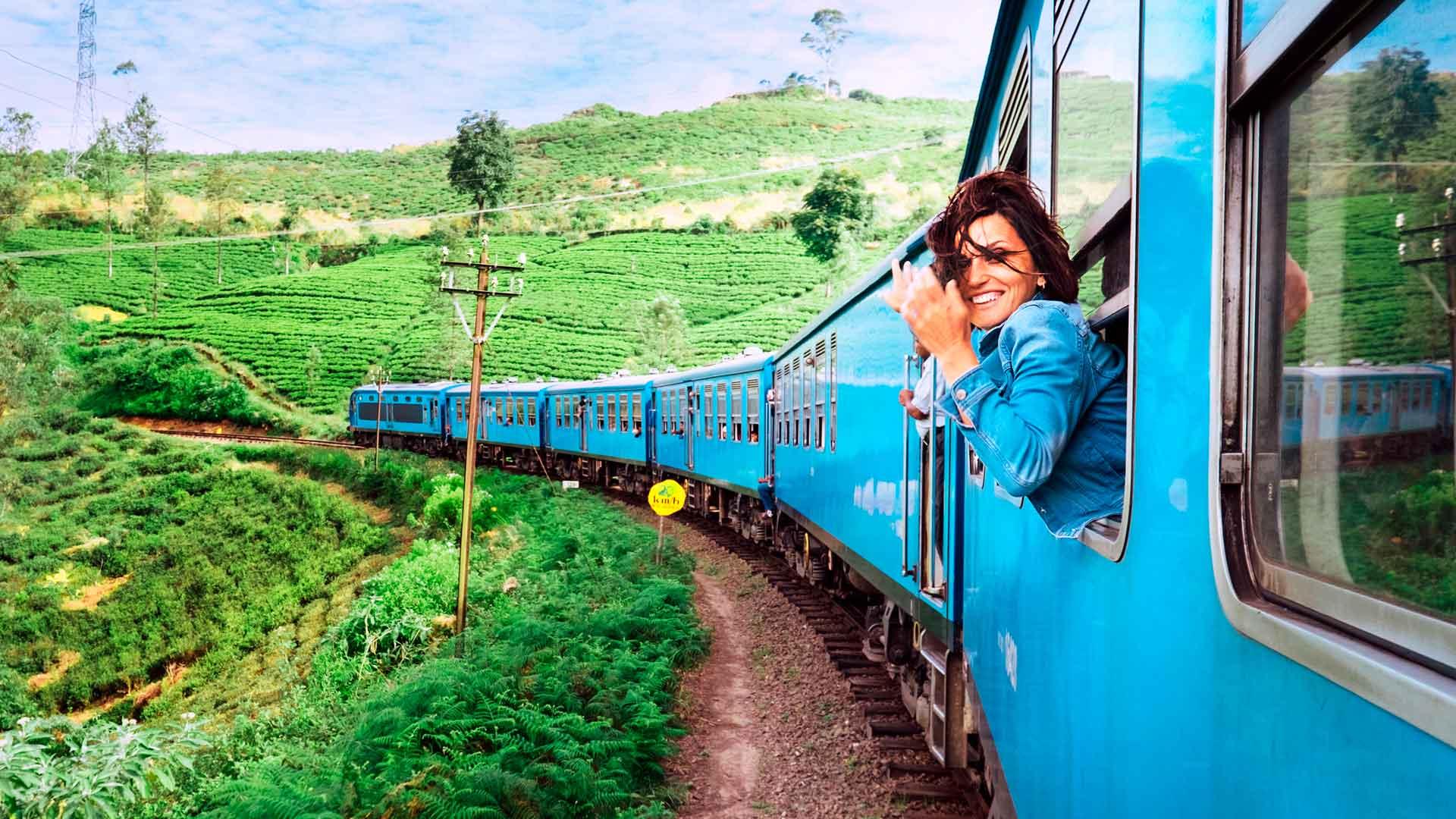 6 tips para viajar en tren
