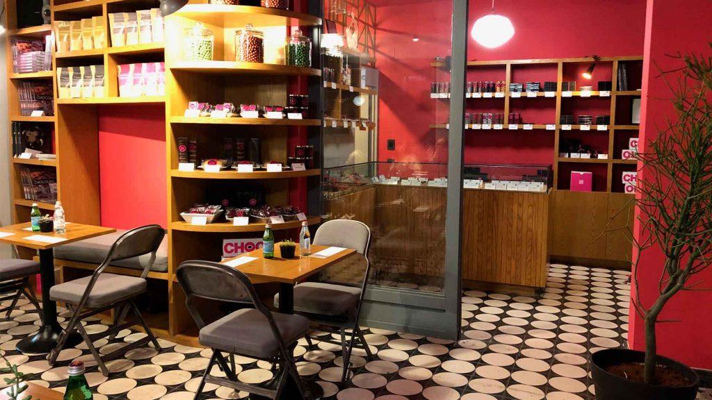 Cenas en el nuevo espacio gastronómico de Tout Chocolat
