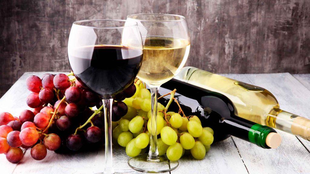 Productos poco comunes para hacer vino
