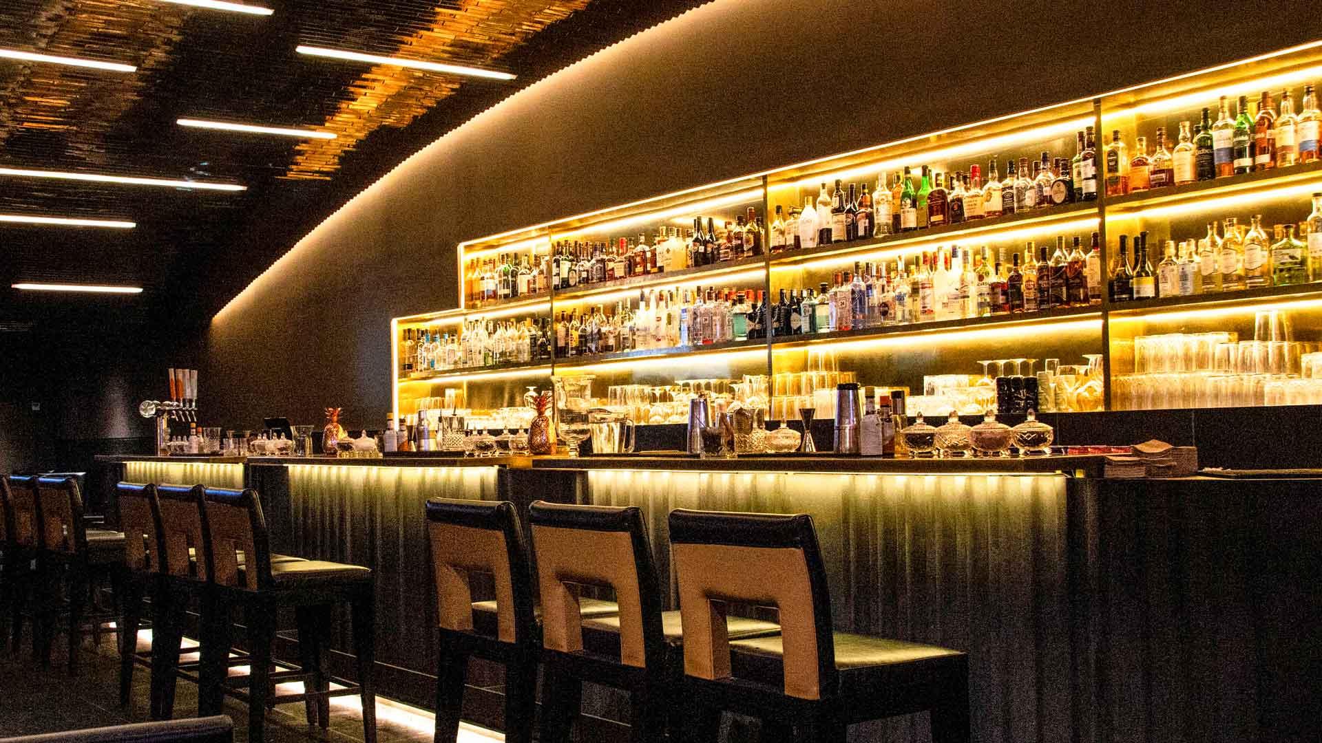 Zona Áurea, el nuevo bar del Auditorio Nacional
