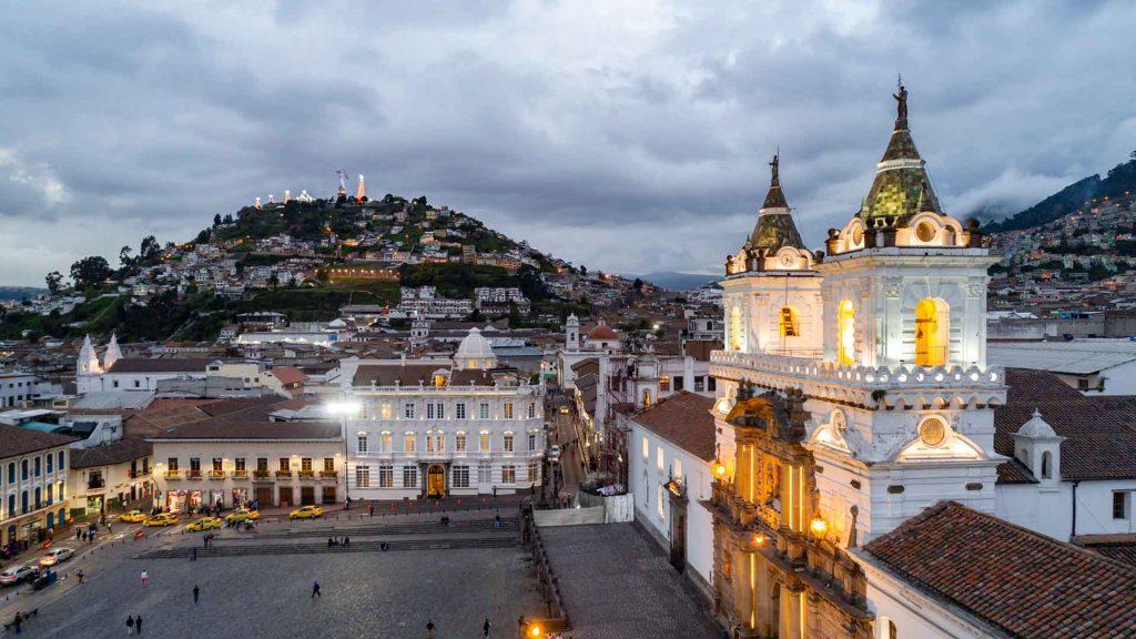 Casa Gangotena, el máximo lujo en Quito