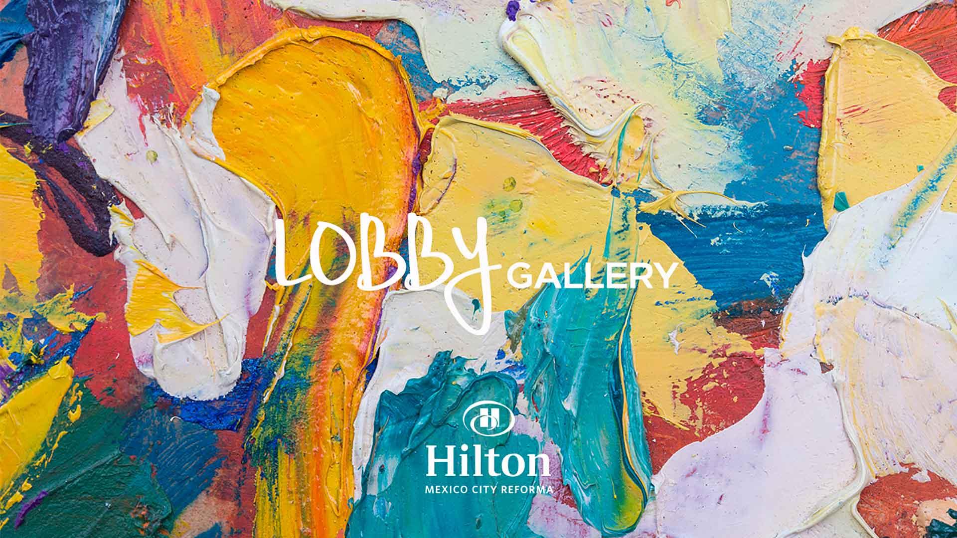 Lobby Gallery Hilton