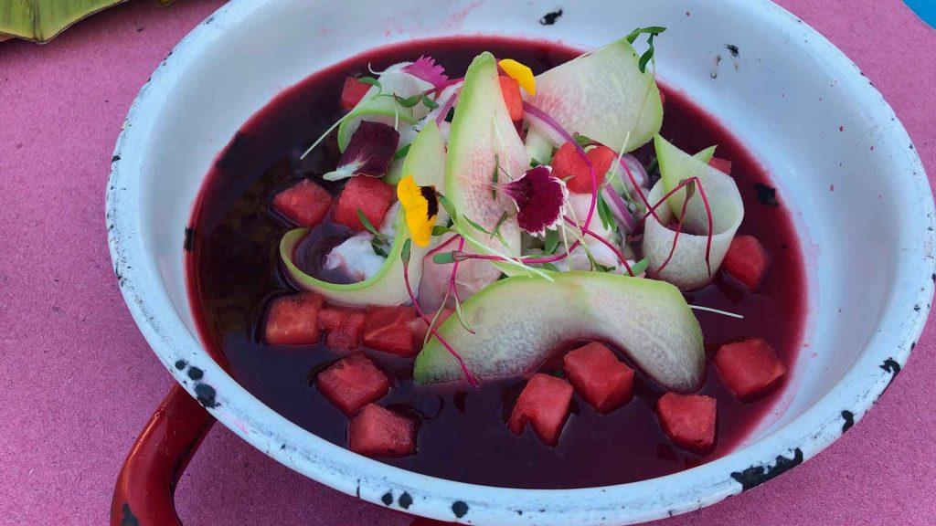 Brillaron las estrellas en el Festival Tulum Food, Spirits and Wine