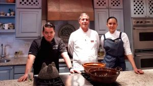 Cenas con causa en hotel Belmond, en San Miguel de Allende