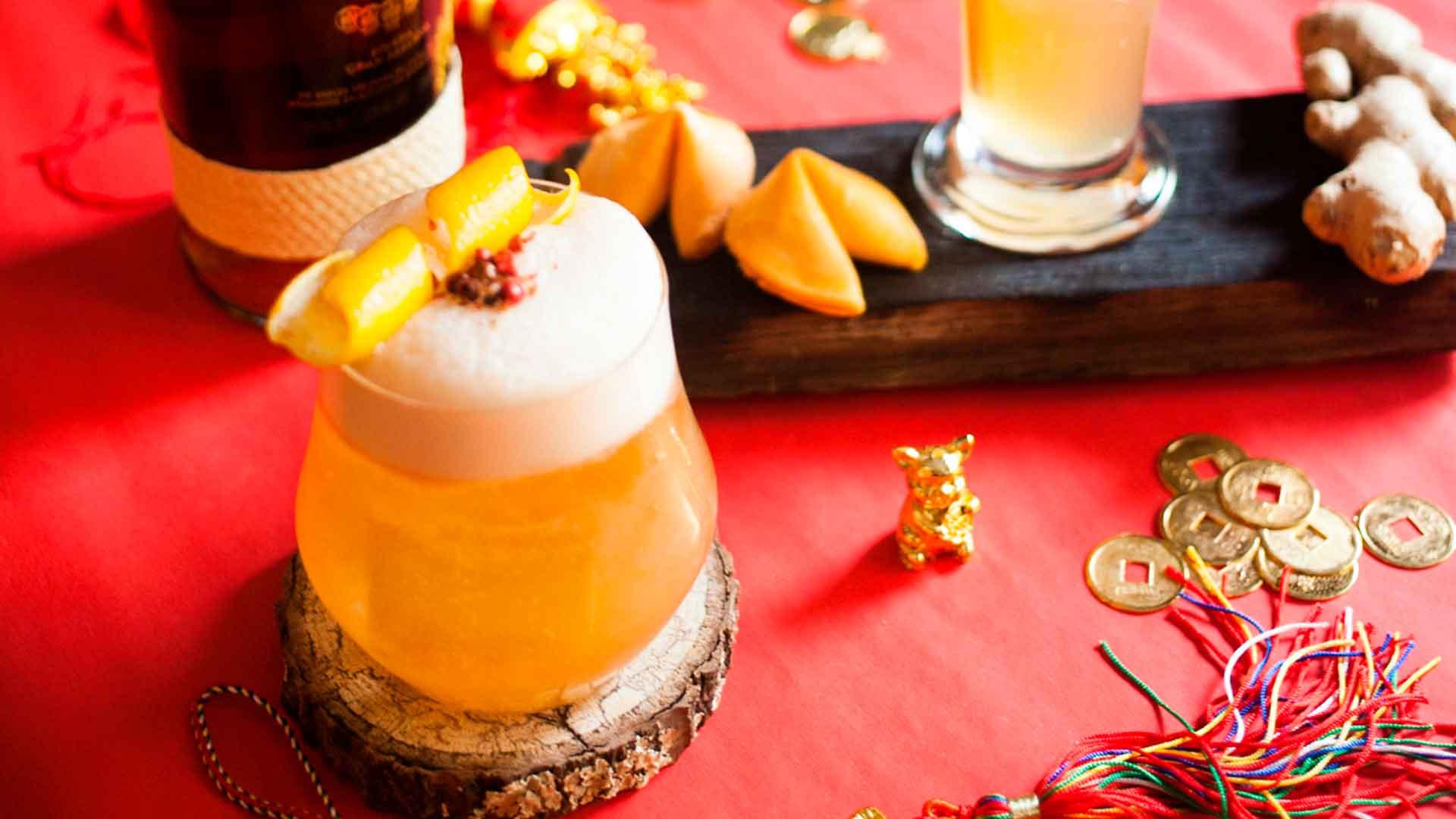Sigue con la celebración del Año Nuevo Chino con ron Zacapa
