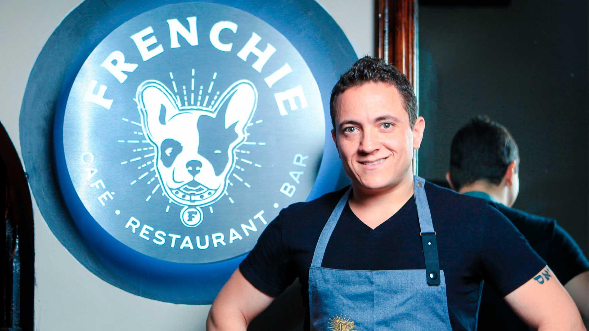 Lo que no sabías del chef Daniel Ovadía