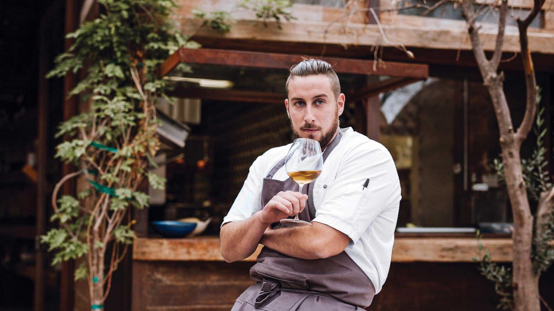 Chef David Castro, el ingenio detrás de Fauna