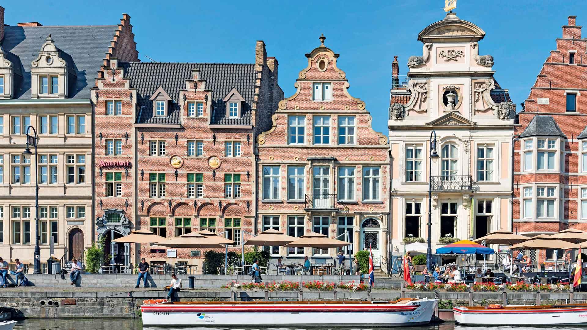 ¿Qué hacer en Gante, Bélgica?