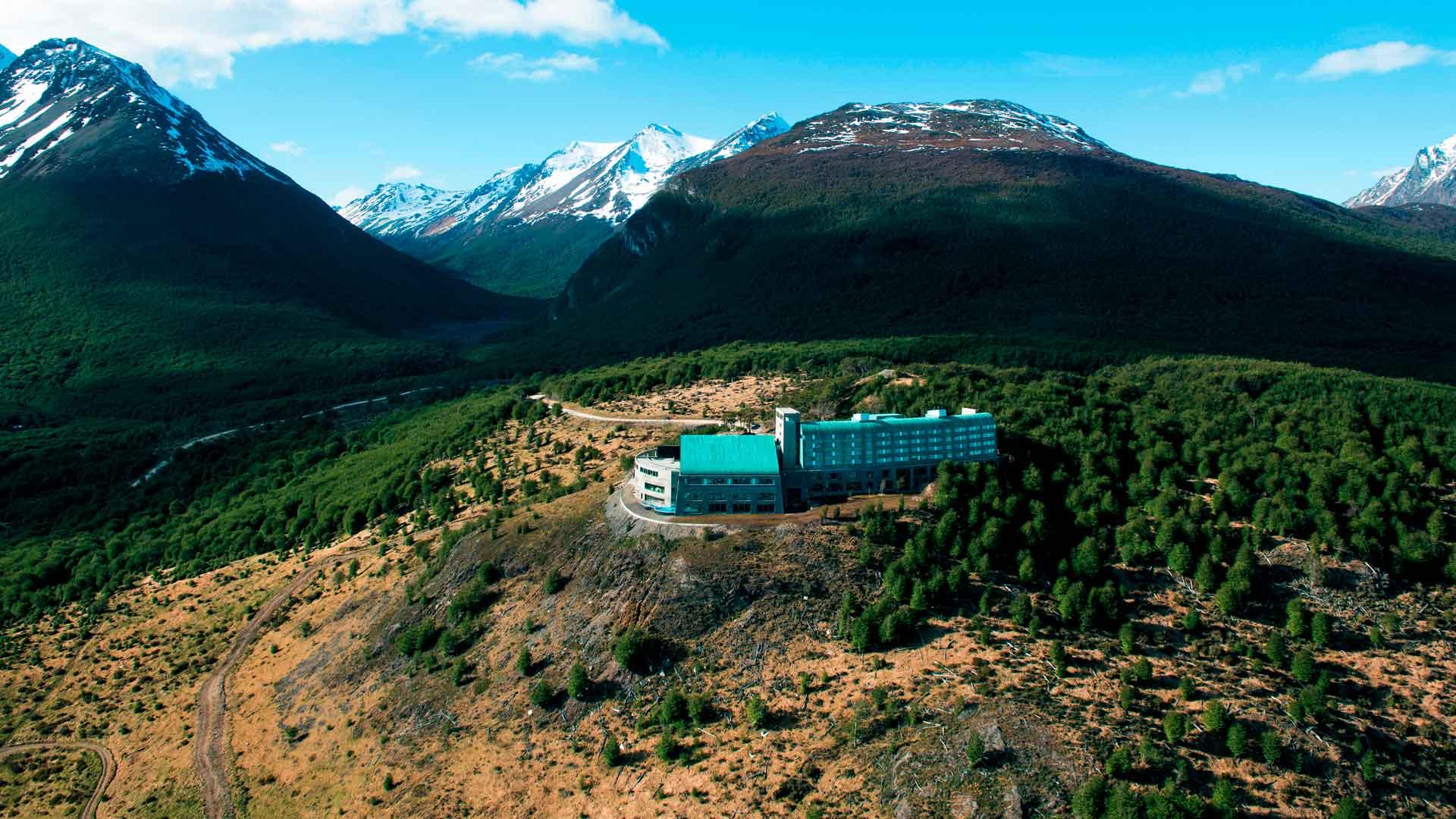 Arakur Ushuaia Resort & Spa, fusión de serenidad y aventura