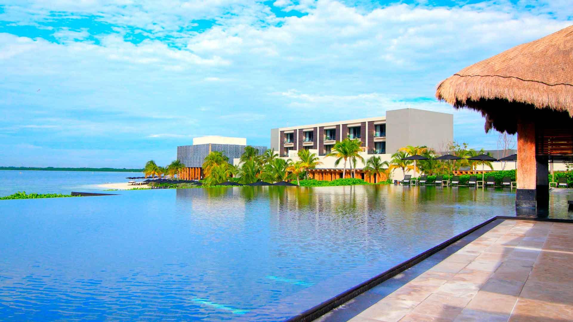 Nizuc Resort & Spa, de inspiración maya