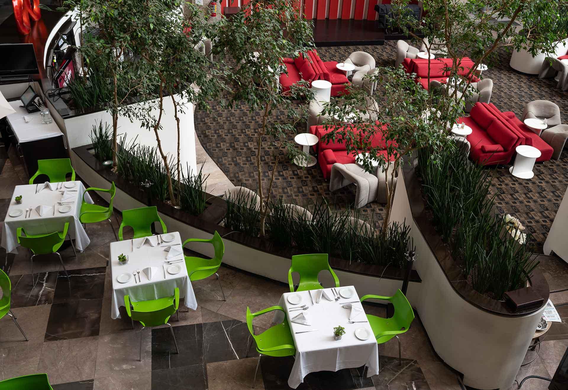 30 años del Radisson Paraiso Hotel Mexico City