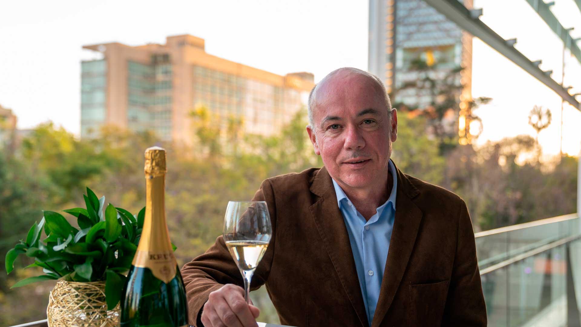 Tips para elegir una buena champaña