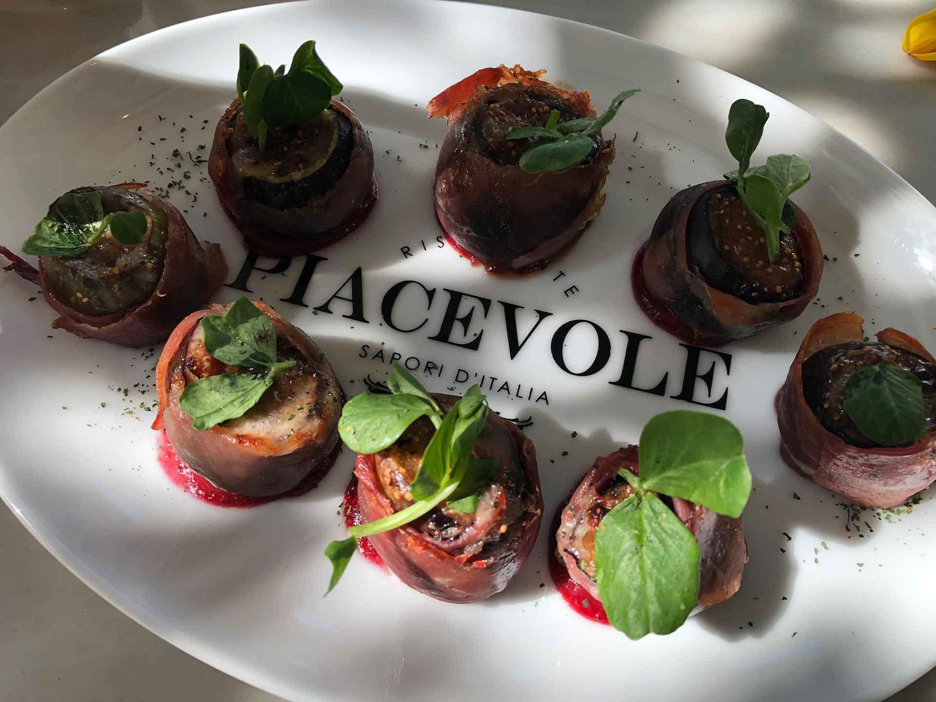 restaurante Piacevole