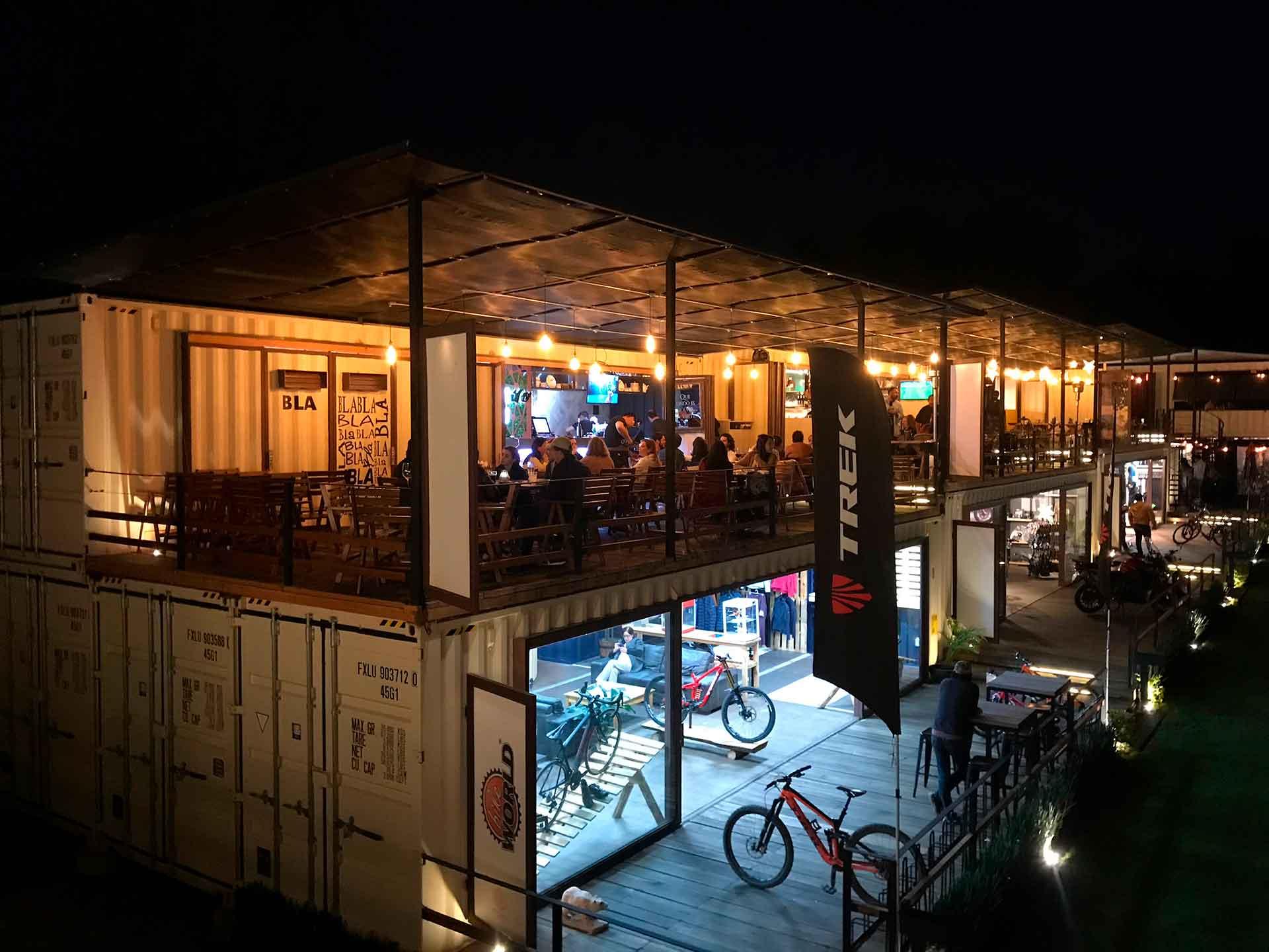 restaurante Daro
