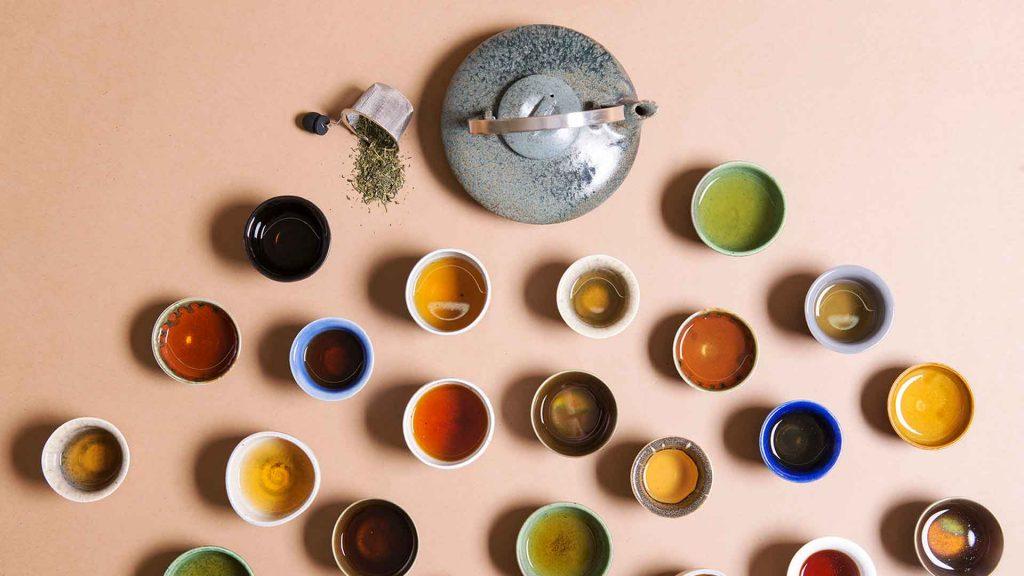El nuevo mundo del té