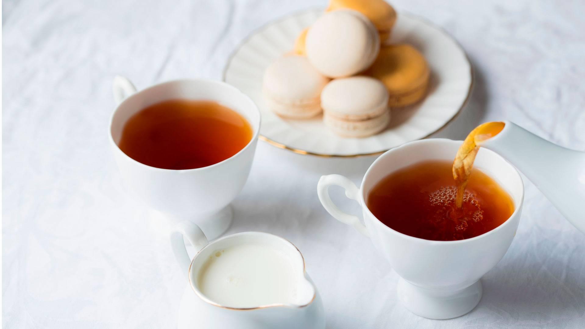 Earl Grey… un clásico del té
