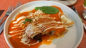 Desayunos mexicanos en restaurante Testal
